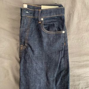 Everlane High Rise Skinny Jeans (non-stretch)